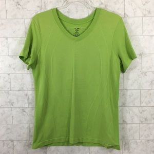 C9 by Champion Green Activewear Shirt AF08☮️